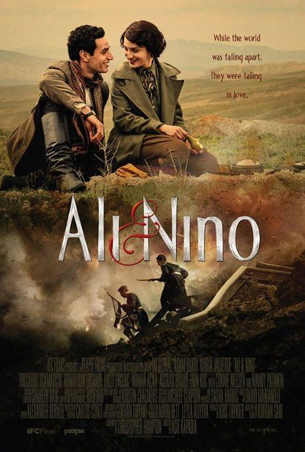 Ali & Nino (SUB ITA) USA: 2016 Genere: Drammatico Durata: 100' Regia: Asif Kapadia Con: Adam Bakri, Maria Valverde, Mandy Patinkin, Connie Niels