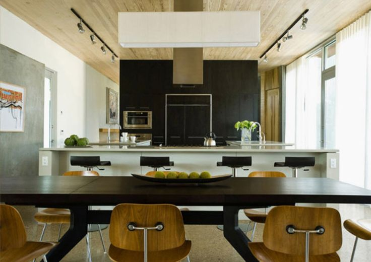 kitchen dining - photo by Jack Thompson