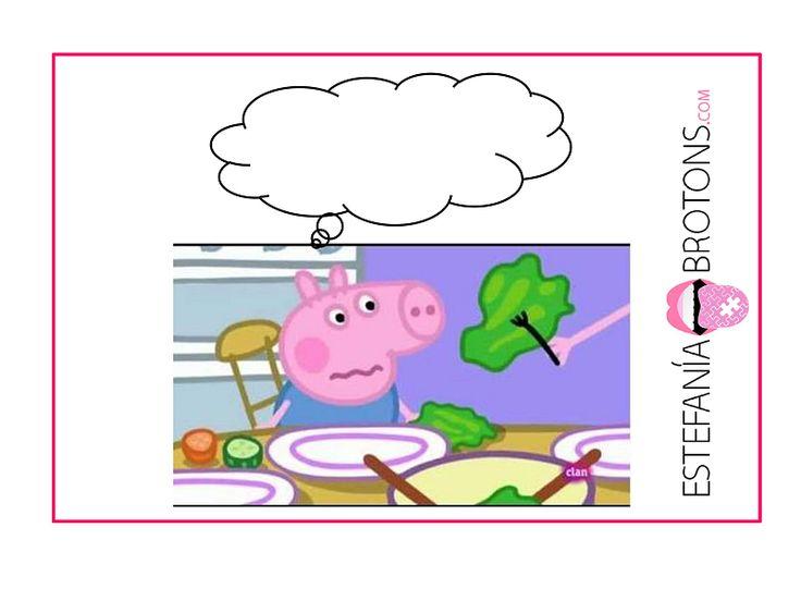 Teoría de la mente con Pepa Pig
