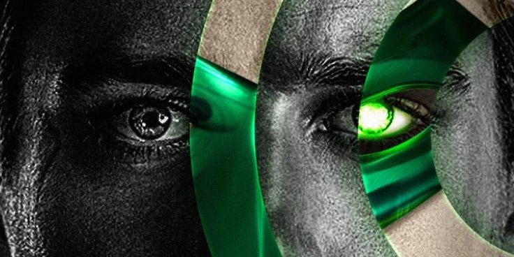 Fan-Made Justice League Poster: Armie Hammer Is Green Lantern