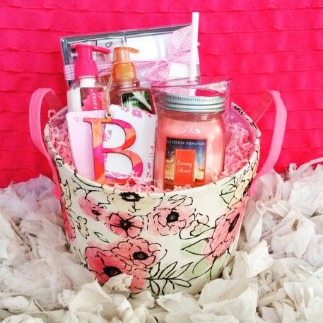 Baskets for Administrative Assistants Day