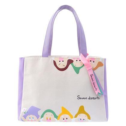 7 Dwarves Tote Bag