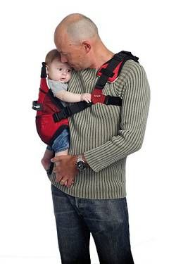 Brevi Pod Baby Carrier