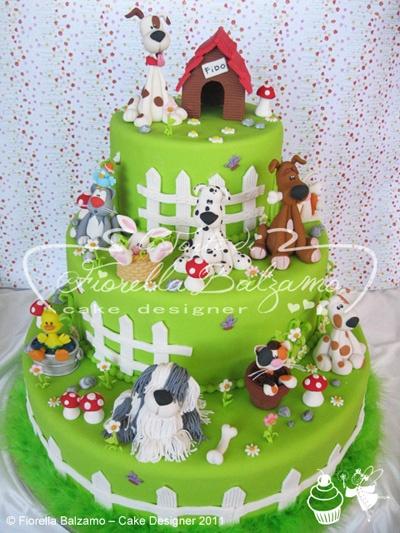 Fiorella Balzamo cake design