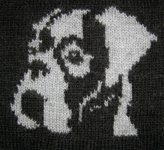 Knitting Pattern With Dog Motif : Knitting charts, knitting, dog, knit, hand knitted ...