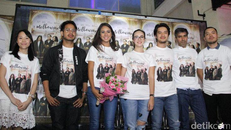 Film romansa ringan kembali meramaikan perfilman Indonesia   PT. Kontak Perkasa Futures Cabang Makassar      Lama berpisah, Laura yang seka...
