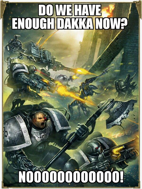 Never enough! | Codex: Jokes and Memes | Warhammer art ...