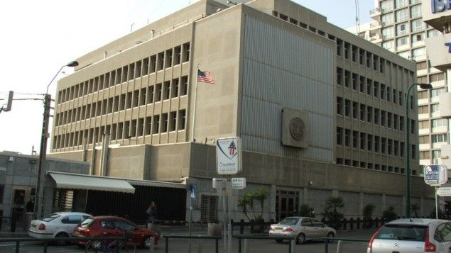 """US Embassies & Consulates Across The Middle East & Asia — Including in Israel — Will Be Closed on Sunday Due to an al-Qaeda-Related TERROR THREAT, Officials Said Thu. Diplomatic posts in Egypt, Iraq & Afghanistan are among those that will be shut for at least one day, ... The US has been """"apprised of info. that out of an abundance of caution & care for our employees & others who may be visiting our installations, that indicates we should institute these precautionary steps,"""" [...] 08/02"""