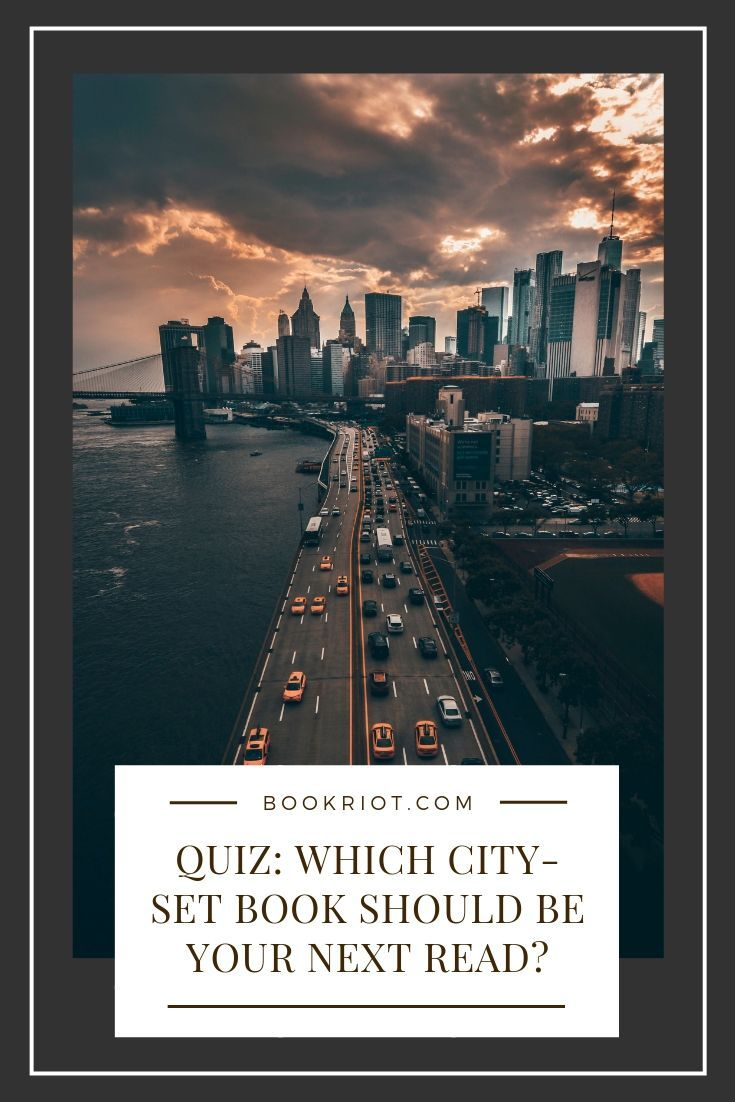 Take This Quiz About Ya Books Set In Cities To Find Your Next Read Book Set Reading List Challenge Ya Books