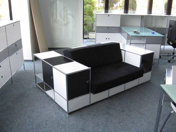 Система мебели SYSTEM4 позволяет создать гармоничное офисное пространство в едином стиле для различных функций и задач