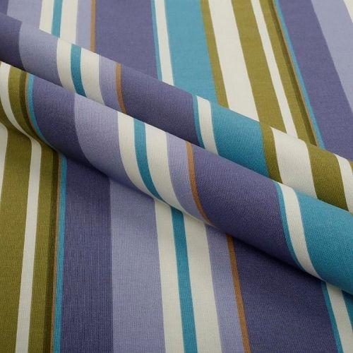 <b>Gardenia Stripe 03, kolory - ecru, fiolet, niebieski, zielony