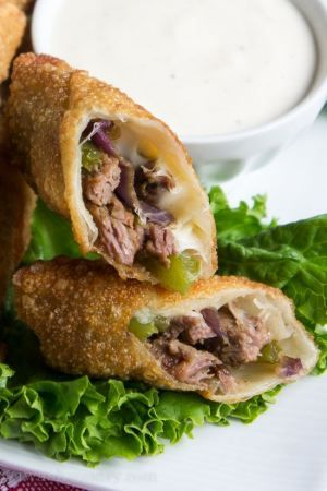 30 Best Images About Egg Rolls Jalapenos Jelly On