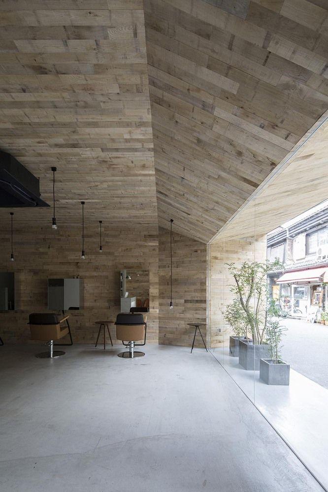 Gallery - Mook Salon / Okuwada Architects - 1