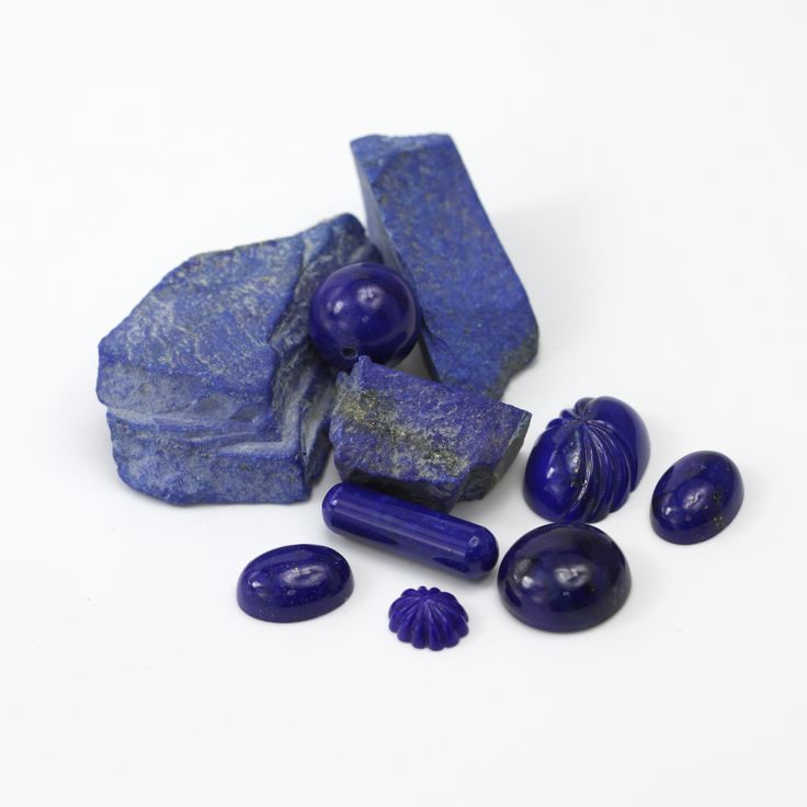 Lapis Lazuli from Afganistan