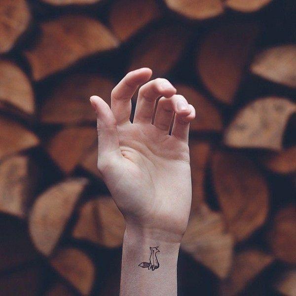 fox-tattoo