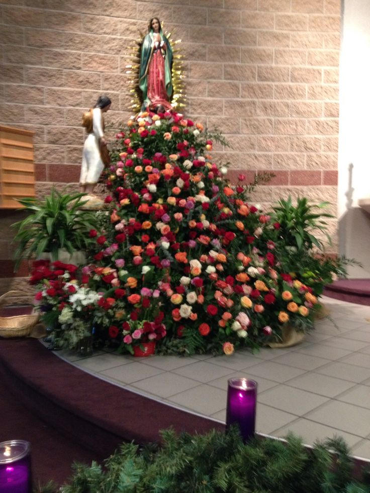 Olg 2014 with advent wreath arrangements sjc pinterest - Pinterest advent ...