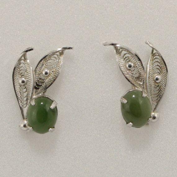 Antique Uncas Jade Ring