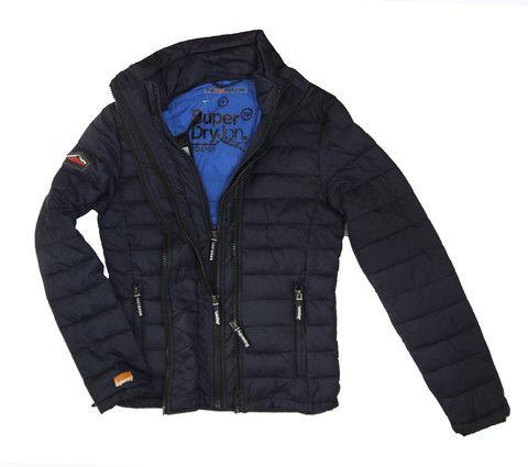 Superdry Mens Fuji Triple Zip Through Jacket - Midnight Blue – Free UK shipping £10.95 Europe  http://moyheelandtraders.com/products/superdry-mens-fuji-triple-zip-through-jacket-midnight-blue
