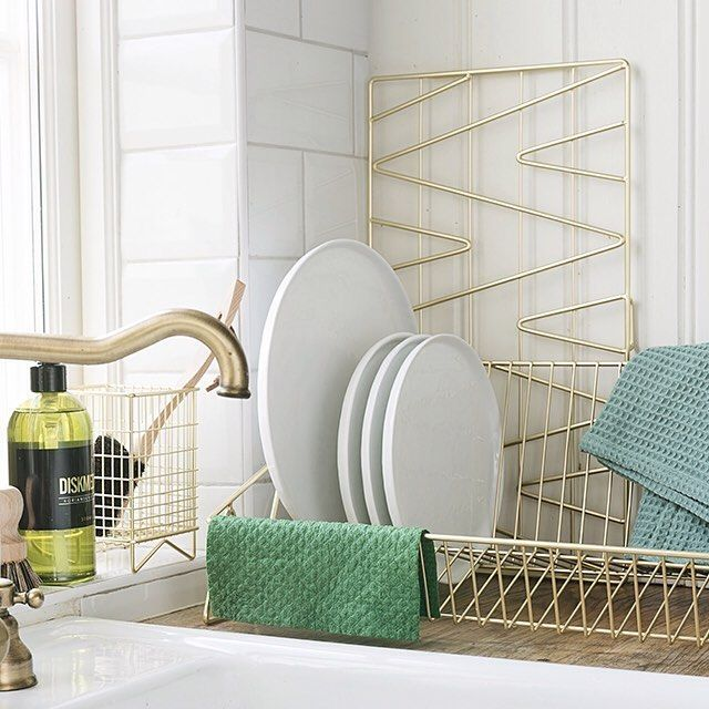Goldrush!  check out our new golden kitchen stuff!