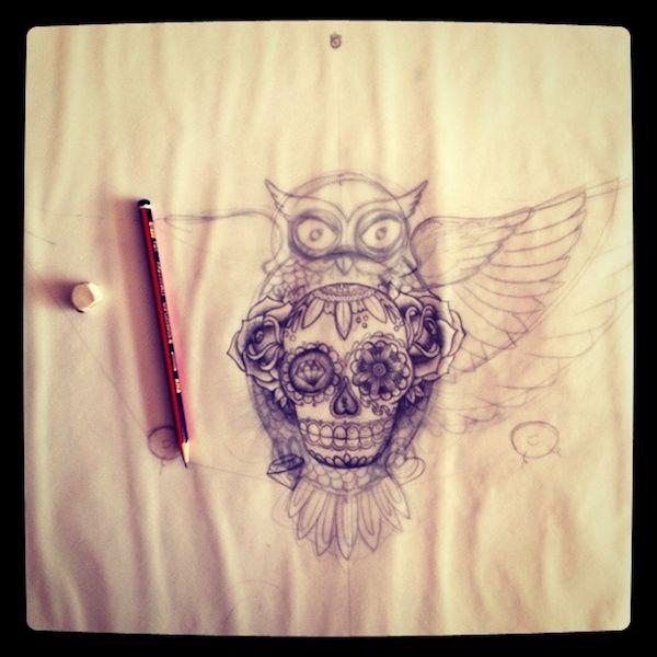 droppin conocimiento: inconformista tatuaje húmedo sueño