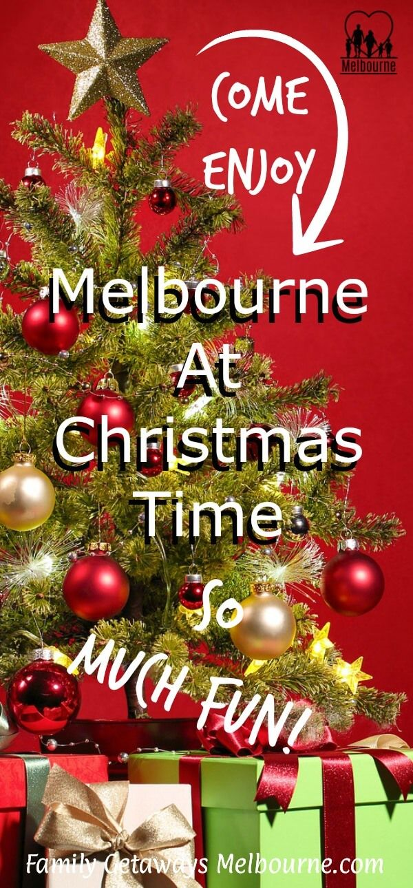 A Melbourne Christmas is something wonderful to enjoy within the actual city and also throughout the suburbs and Victorian countryside. Click the image for more information on where the fun times can be had.