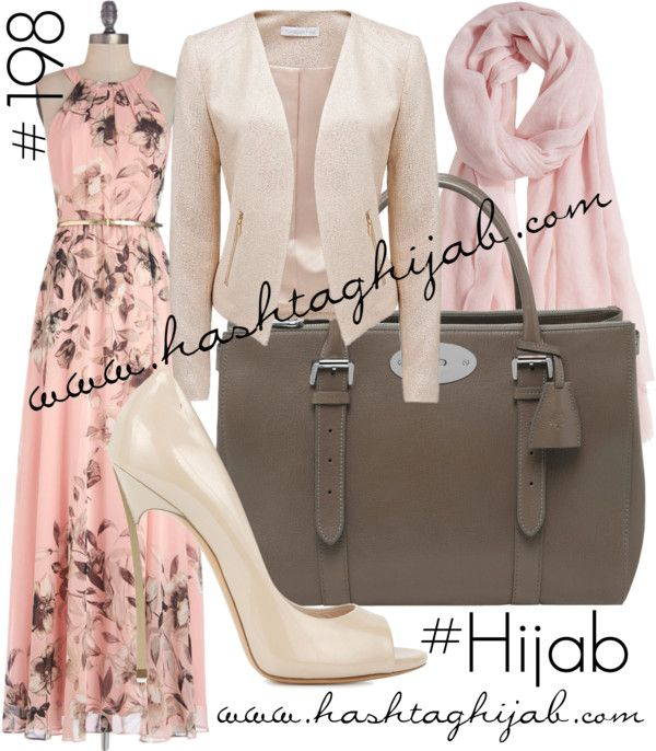 Hashtag Hijab Outfit #198 van hashtaghijab met high heel shoesProm dress€100 - modcloth.comForever New jacket€47 - forevernew.com.auCasadei high heel shoes€695 - harveynichols.comMulberry leather tote bag€1.850 - flannels.comCalypso Private Label cashmere scarve€120 - calypsostbarth.com