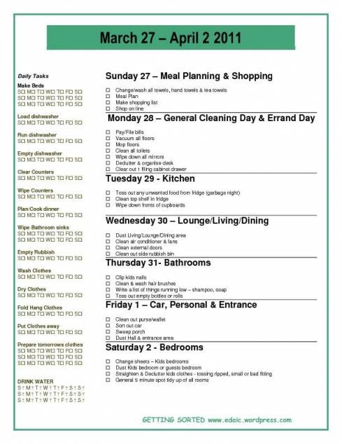 8 best Schedule It! images on Pinterest Weekly schedule