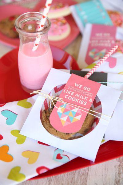Valentine CD Envelope Treat Pouches - Our Best Bites