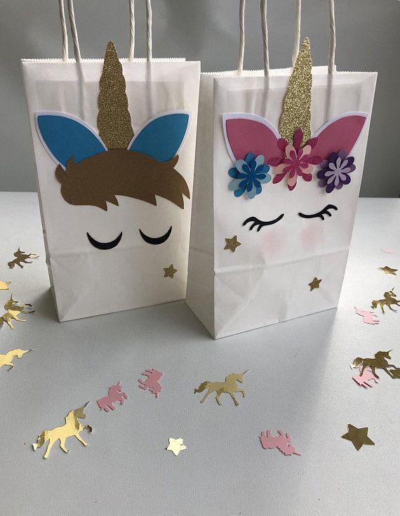 Unicorn Goody Bags Party