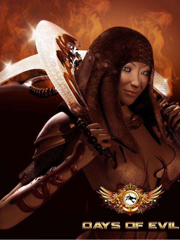 Days of Evil ist ein Fantasy-Strategie-Browsergame mit vielen tollen und spannenden Features. Das kostenlose Browsergame ist erst Anfang 2012 gestartet. Es wird Euch faszinieren!  http://go.browser-games.com/cc.php?dedaysofevil
