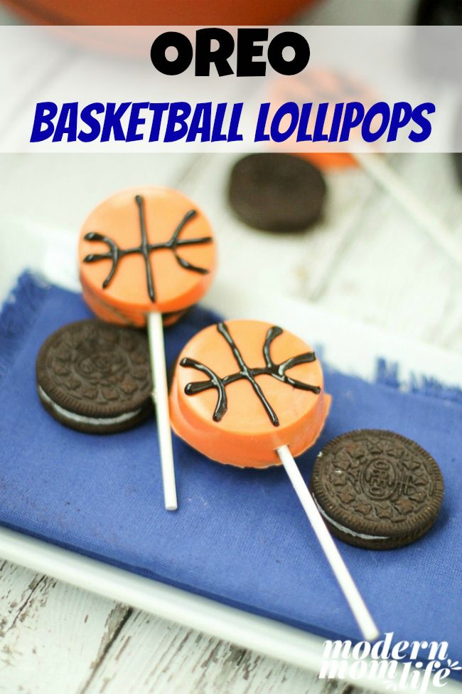 Oreo Basketball Lollipops and Coke Zero make the perfect pair to watch the big basketball tournament. #GreatTasteTourney #ad