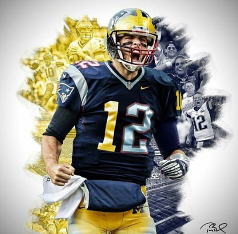 ♕ The prodigal son has returned ♕ Tom Brady will return today as honorary captain for Michigan ☜ Go Blues
