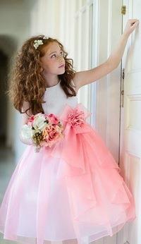 Платье для девочки из испании