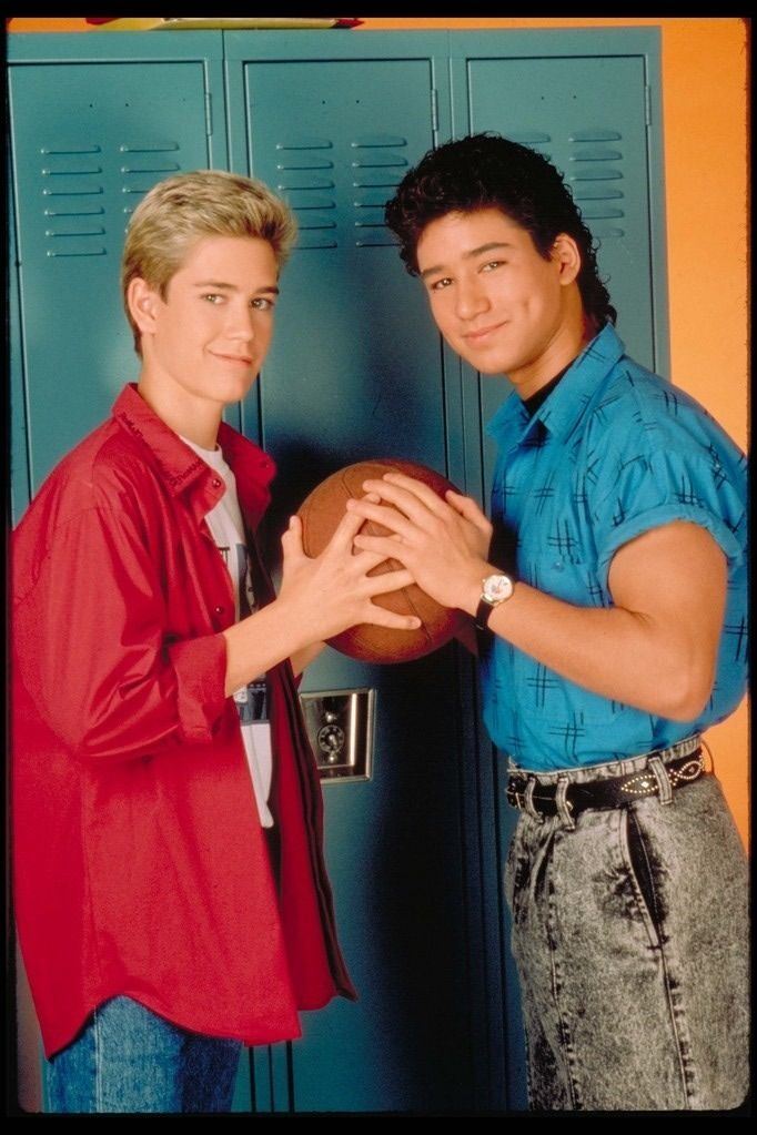 saved by the bell i remember pinterest - Saved By The Bell Halloween Costume