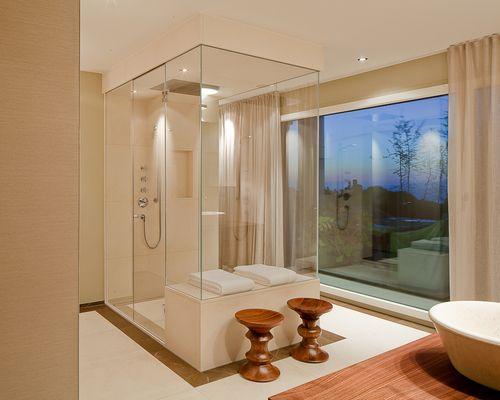 studioforma associated architects - zürich / residence zürich / markdrotsky.com architekturfotografie, interior, bathroom, shower