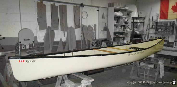 $1599 + HST 16' Sportsman Holy Cow Canoe Almond. Fantastic canoe. By far one of the best performing Canoe's period. The Sportsman offers unparalleled speed, maneuverability, and tracking. Great for the true outdoors sports person. Perfect for fishing and hunting, and extremely graceful in the water.   The Sportsman is one of our most popular models. Its surprising speed, durability and maneuverability are well suited for the solo paddler or family get-away.