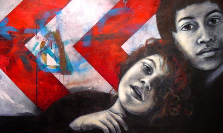 NZ artist - Delicia Sampero