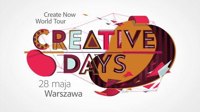 ADOBE CREATIVE DAYS by Studio Pigeon