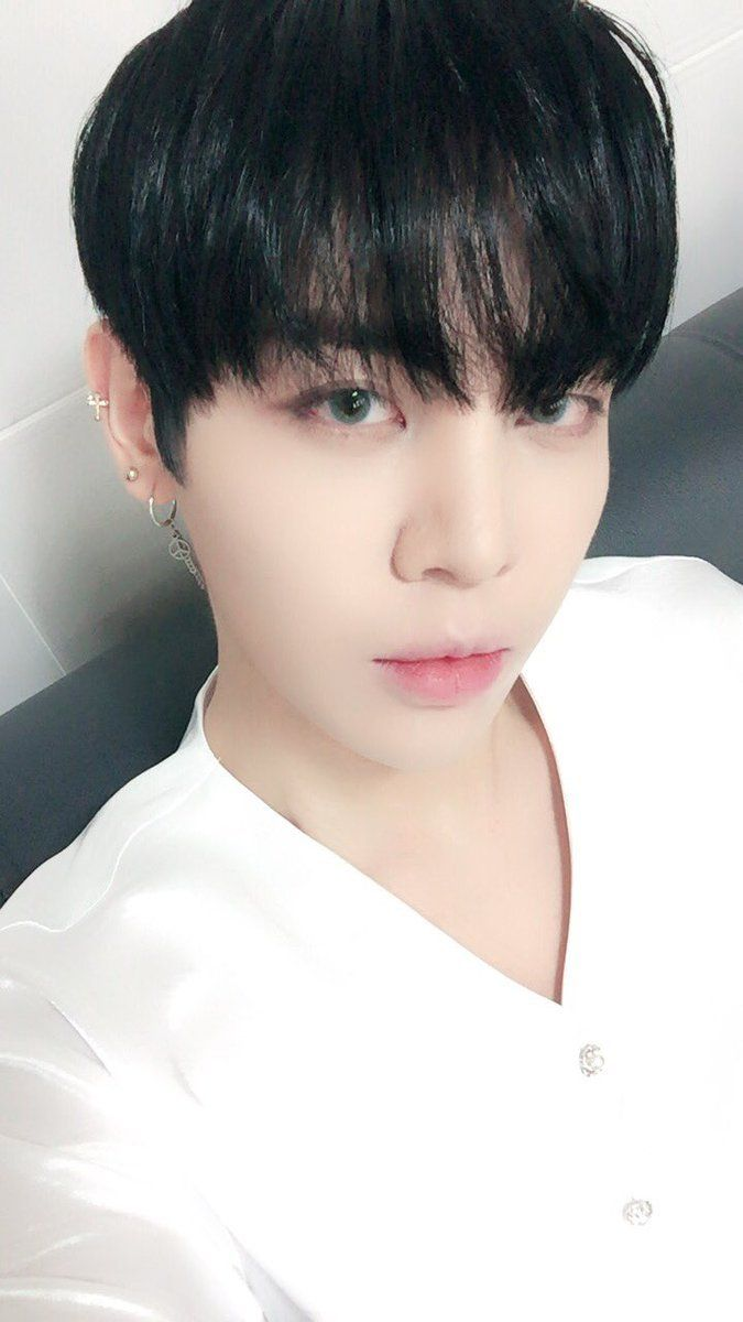 "[170705] twitter update  "" @24k_LIANGHUI: (no caption)  """