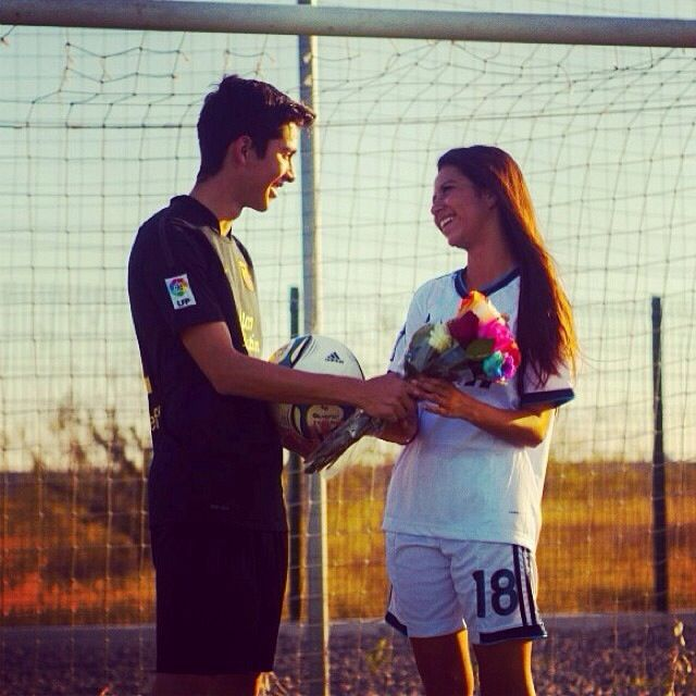 I wish this will be me and Joe by the end of the year since we both play soccer and we both like each other but we're too scared to tell each other <3
