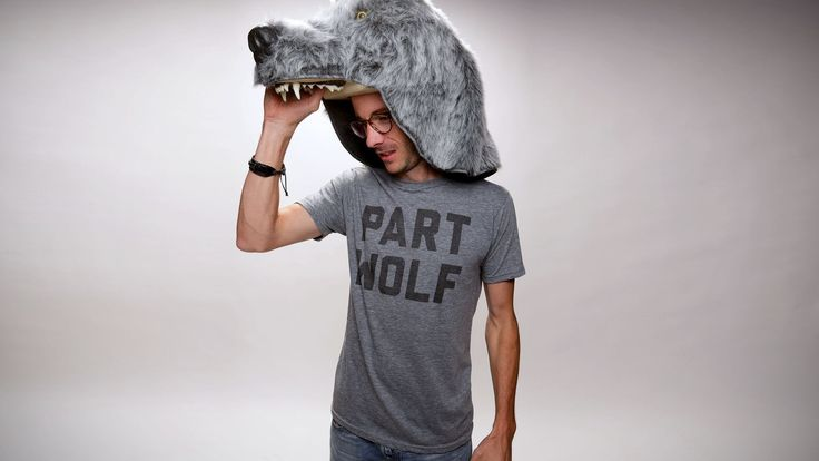 If you told me I'm an animal, you'd be part right. 'Cause I'm on the prowl and I'm Part Wolf, baby.The 'Part Wolf' tee from our friends at Buy Me Brunch shows that you shouldn't judge a book by the cover. Because I'm Part Wolf. Don't forget it.Buy Me Brunch shirts are cut, sewn, and printed in San Francisco, CA. Choose supersoft tri-blend t-shirt for men or drop shoulder scoopneck tee for ladies,perfect for snuggling. (Note: The Chive does not condone snuggling with monsters...unless the…
