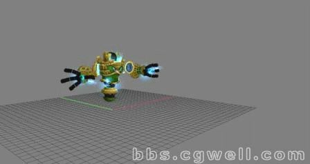 3D引擎游戏特效欣赏 第一弹 1-4技能...