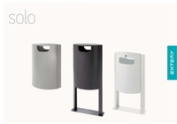 M6- SOLO litter bins  M6 - SOLO cestini per rifiuti