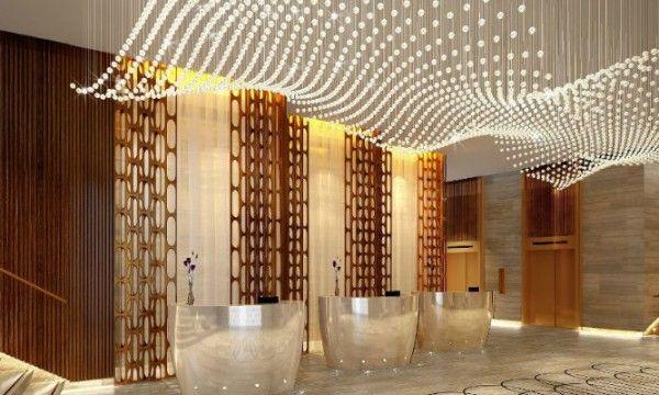 """World's best lighting design ideas arrive at Milan's modern hotels"""