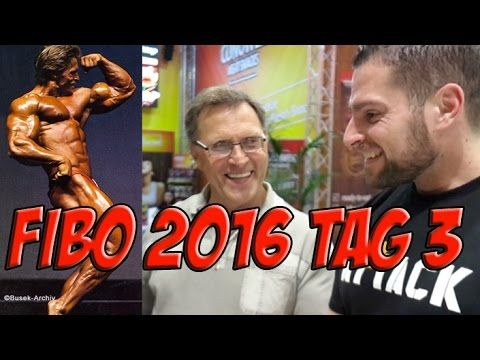 FIBO 2016 Tag 3