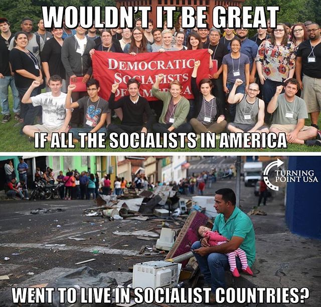 Shouldn't they be fighting each other to get INTO their utopias of Venezuela, Cuba, North Korea, China?