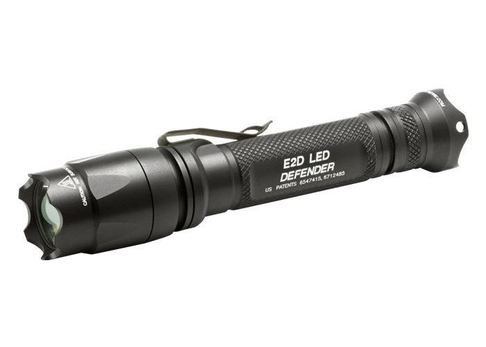 SureFire E2D LED Defender Compact Flashlight