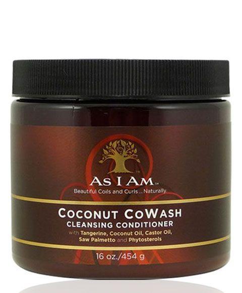 As I Am As I Am   As I Am Coconut Cowash - PakCosmetics