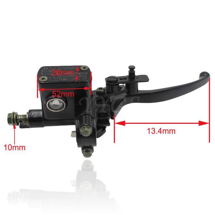 $19.69 (Buy here: https://alitems.com/g/1e8d114494ebda23ff8b16525dc3e8/?i=5&ulp=https%3A%2F%2Fwww.aliexpress.com%2Fitem%2F22mm-Left-Brake-Lever-Master-Cylinder-Clutch-50CC-70CC-90CC-110CC-125CC-For-ATV-Quad-Dirt%2F32368411243.html ) ATV Left Side Hydraulic Brake Master Cylinder Lever Fit To 50cc 110cc 125cc 150cc 250cc ATV Quad Free Shipping for just $19.69