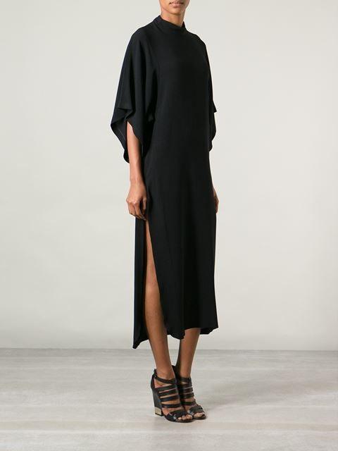 Biba Vintage Kimono Sleeve Maxi Dress - Decades - Farfetch.com